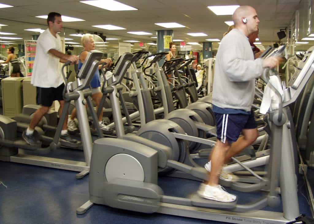 Crosstrainer Training