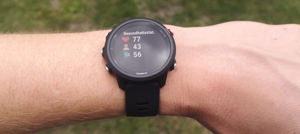 Garmin Forerunner 245 Music Fitness Tracking